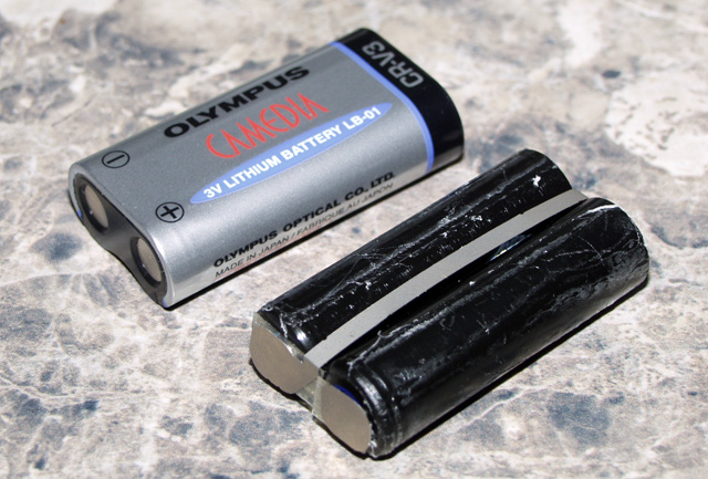 Lithium Ion in Battery