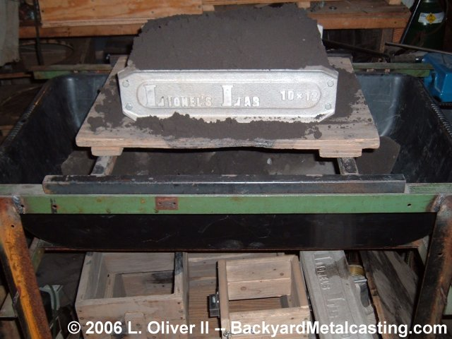 Molding Table
