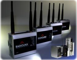In-rack wireless modules for PLCs