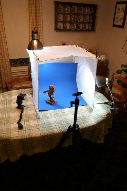 & DIY PHOTOGRAPHY u2013 Collapsible Light Tent