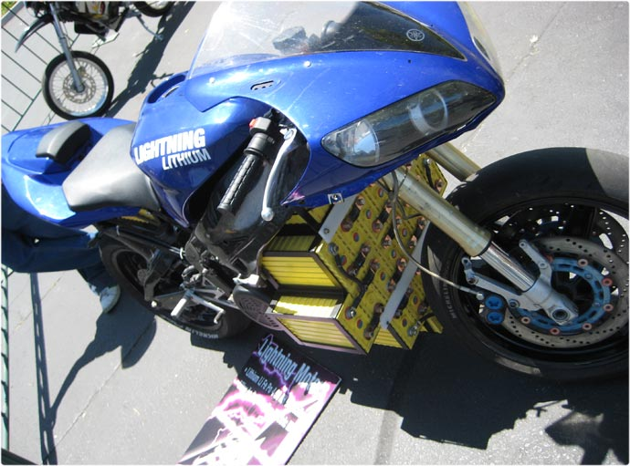 Electric Motorcycle 2