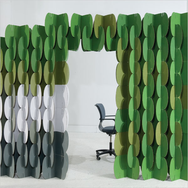 Recycled Walls