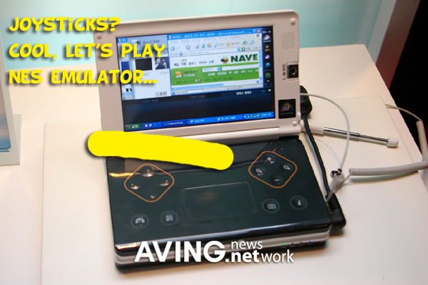 Samsung UMPC with WiMAX4