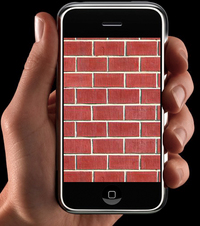 iPhone update is just another brick in the wall