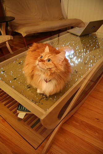 Diy Hack Howto Build Your Own Led Coffee Table