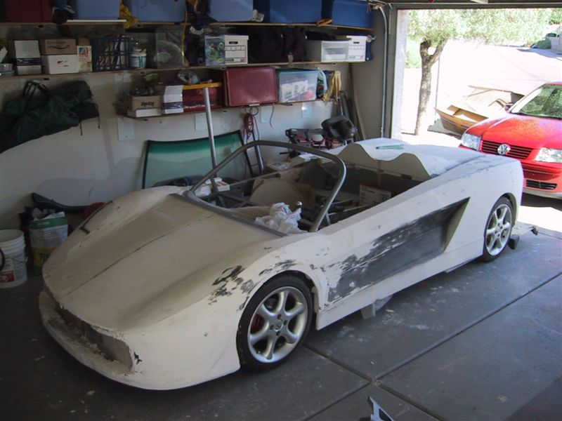 diy hack howto build your own ferrari. Cars Review. Best American Auto & Cars Review
