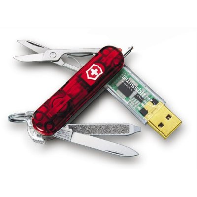 Swiss Army Knife with 512MB Memory