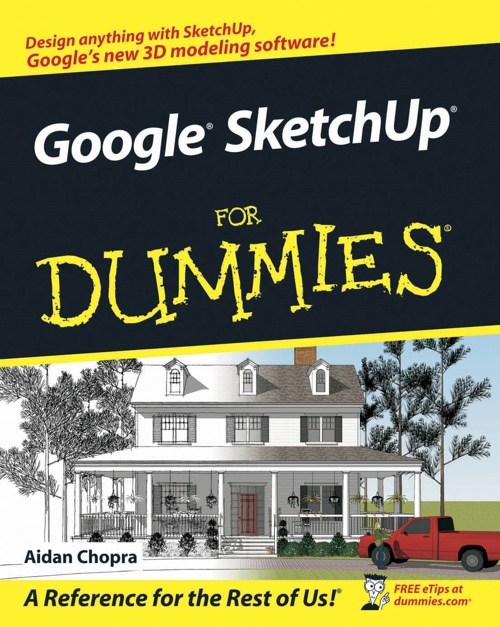 Google SketchUp for Dummies book!