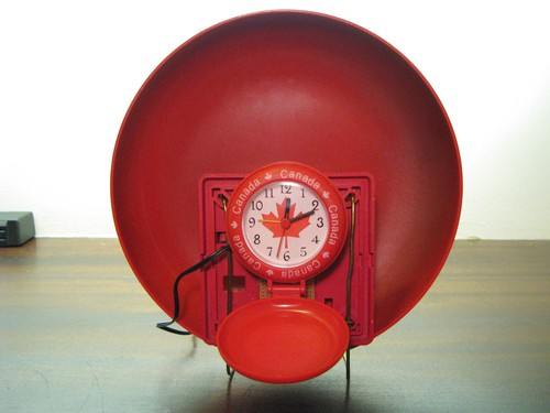 Fire Alarm Alarm Clock