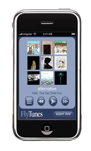 FlyTunes brings Internet radio to your iPhone