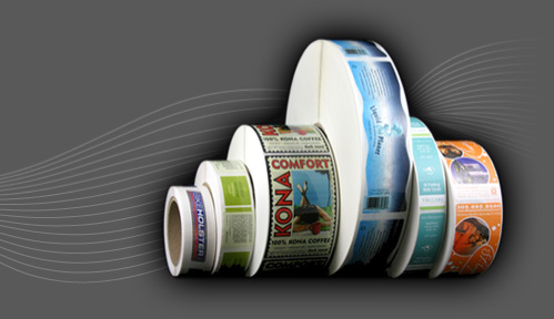 DIY - Frontier Labels for adding graphics to your next product