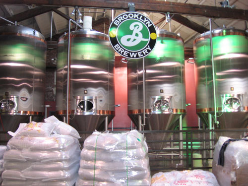 Happy St. Patrick's Day! - Brooklyn Brewery is the 'real' Green Beer!