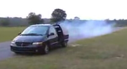 Jet Powered Van2
