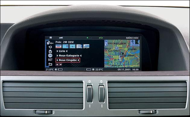 BMW Adds Full Internet Access to Its iDrive