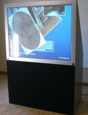 DIY - How to Make a 56 inch Multitouch Television!