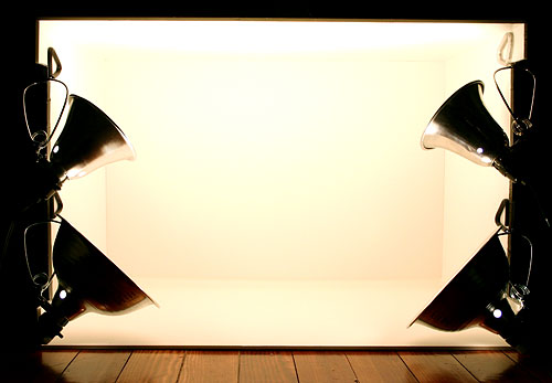 DIY - How to Make a Light Box for Photography!