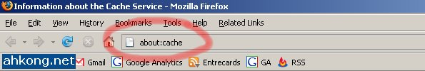 Firefox HACK - How to increase Firefox Cache!