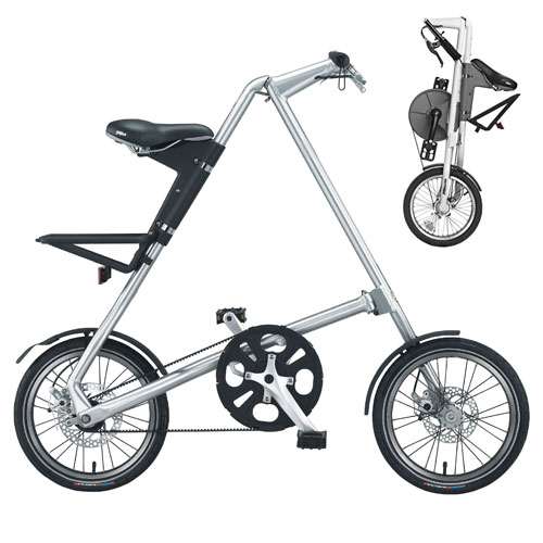 Strida Tech Bike!