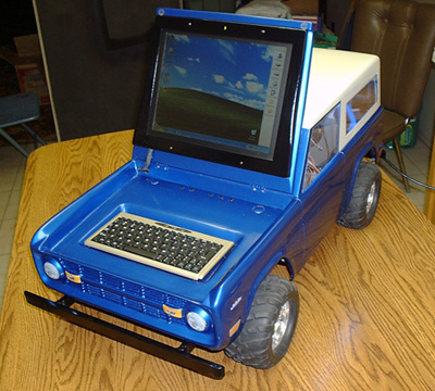 Ford Bronco PC - I bet OJ Simpson wanted one