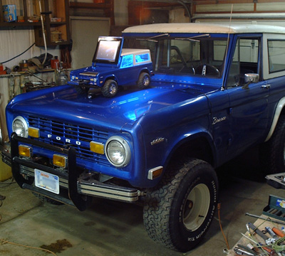 Ford Bronco PC - I bet OJ Simpson wanted one2