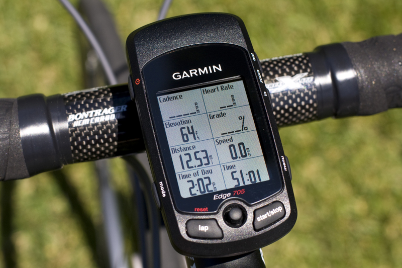Bikers now can get Garmin Edge 705 GPS for Bike Navigation!