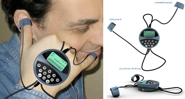 The Hand Phone is the worst Invention yet...