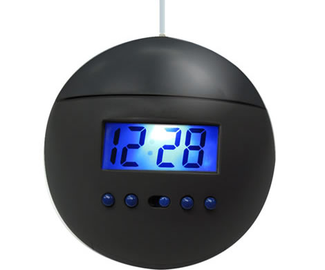The Hanging Alarm Clock!