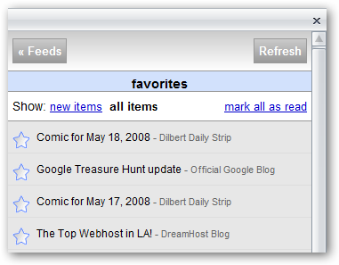 How to put Google Reader iPhone Edition in Your Firefox Sidebar!