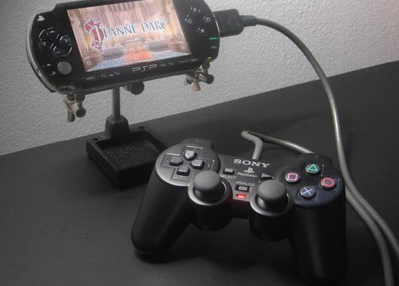 hack the psp: