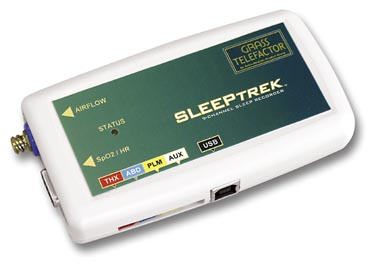 Use SleepTrek to follow your Sleep Patterns!