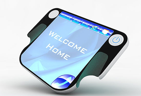 Concept Touchscreen Universal Remote looks Aw(ful)some!