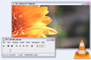 VideoLAN - Open Source DVD/VCD/Media Player