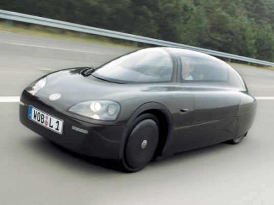 Volkswagon 235MPG Car available in 2010!