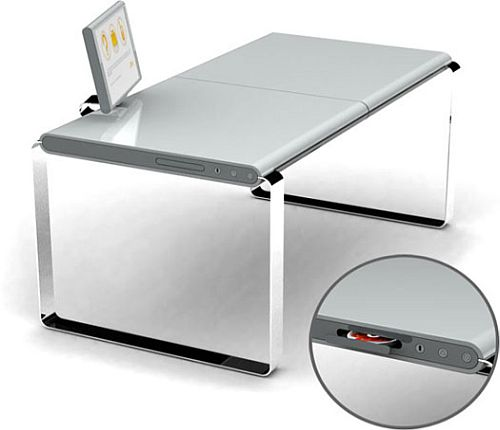 The All-in-One XYZ Computer Desk