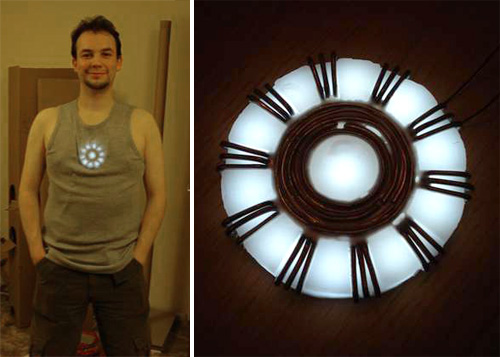 How to Make Your Own Iron Man Arc Reactor!