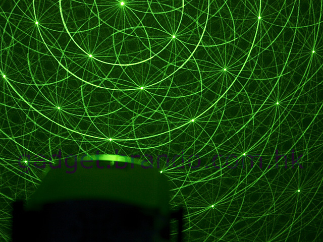 Green Laser Projector!