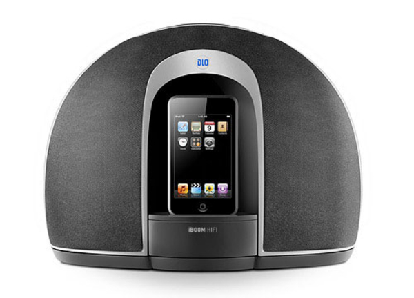 iBoom - a Subwoofer for your iPod/iPhone...