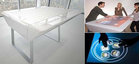 Interactive Scape Multi-Touch Surface makes you Super-Powerful and others Jealous!