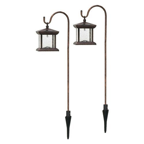 solar powered LED accent garden yard lights for your next party or be