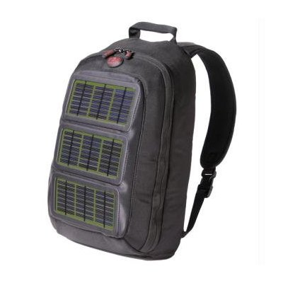 Solar Powered Backpack!