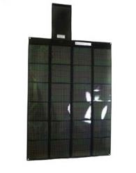 Giant Foldable Solar Panels for MacBook Air!