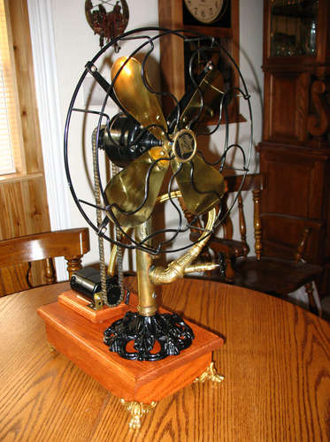 DIY Steampunk Fan!