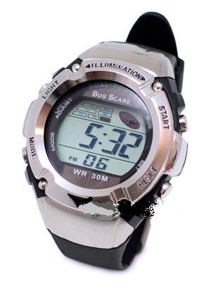Mosquito Repelling Ultrasonic Watch!