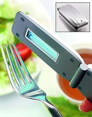 UV Disinfector for your Silverware!