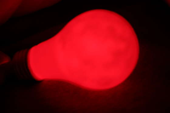 DIY - How to Make Red Laser Wax Bulb!