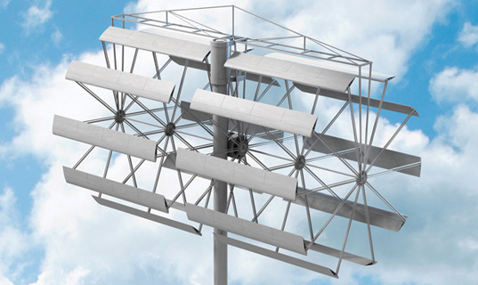 New AeroCam Wind Turbine breaks $1 Per Watt Cost Barrier!