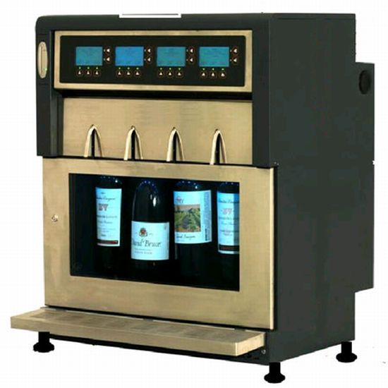 $5000 Wine Bar keeps your Wine Fresh and Ready to Drink!