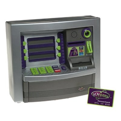 ATM Bank Teaches your Kids How to Bank!
