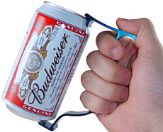 Beer Can Handle!