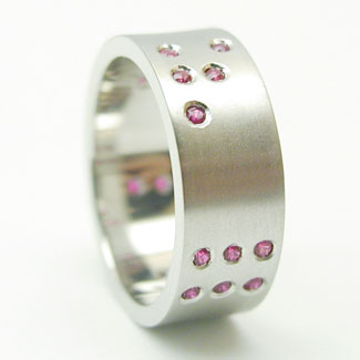 Binary Rings for Geeky Girlfriends!